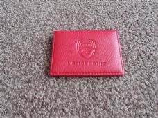ARSENAL SEASON TICKET CREDIT CARD HOLDER